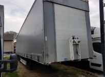 FLIEGL SDS Curtain trailer