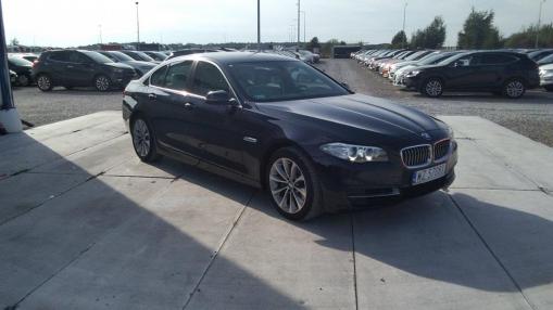 BMW SERIA-5 SEDAN