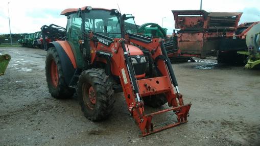 KUBOTA M8560H-C FARM TRACTOR
